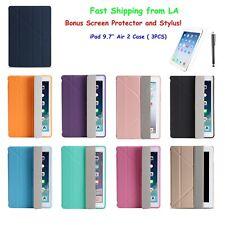 """iPad Air 2 Case 9.7"""" Ultra Origami Slim Lightweight/Soft Case A1566 A1567"""