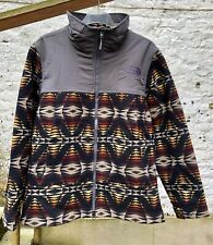 Unique Custom North Face x Pendleton Mountain Wool Jacket Mens Large L Graphite