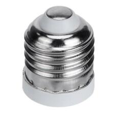 Standard Light Bulb Base E26 to Candelabra Base E12 Socket Reducer Base Adapter