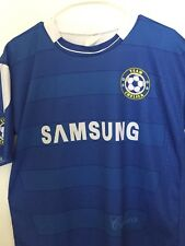 FERNANDO TORRES  9 Chelsea London Samsung Home Football Shirt Soccer Jersey 1e7ed76e9