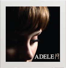 Adele - 19 Vinyl LP plus Play & Display Flip Frame for Albums and LP's