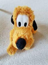 Disney store stamped Pluto soft toy plush