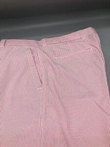 Callaway men seersucker short pants SZ. 36