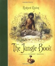 The Jungle Book [First Edition, First Printing Signed by Matthew Reinhart] By i
