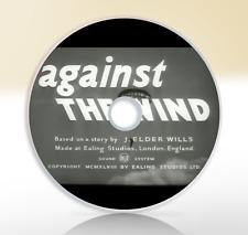 Against The Wind (1948) DVD Classic War Drama Movie / Film Robert Beatty