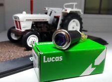 Lucas Tablero Azul Luz de advertencia Muir Hill Tractor de David Brown selectamatic Leyland