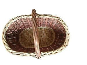Hand Made Cane Basket