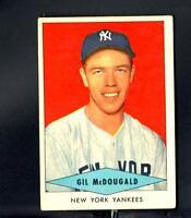 5722* 1954 Red Heart Gil McDougald