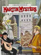 Fumetto Bonelli Editore Martin Mystere n 380 La Ballata di Thomas Il Rimatore