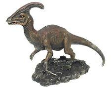Prehistoric Parasaurolophus Statue Dinosaur Sculpture Figure - New in Box