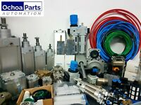 FESTO 570386 PLASTIC TUBING LOT OF 10 METERS PUN-H-14X2-BL BLUE