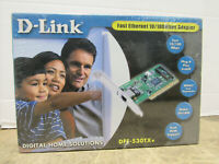Brand NEW Factory Sealed D-Link DFE-530TX+ Fast Ethernet 10/100Mbps Adapter