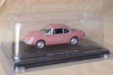 ELIGOR HACHETTE ALPINE COUPE GT4 1963 1/43