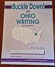 Buckle Down! on Ohio Writing (Second Edition) - Student edition