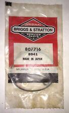 Genuine Briggs & Stratton Gas Engine Carburetor Gasket Set 807716