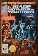 New listing Blade Runner # 1 Marvel