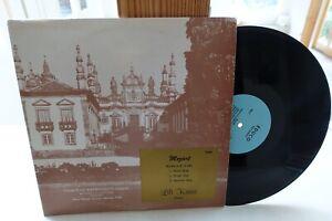 LILI KRAUS Mozart Piano Sonata in D EDUCO 3049 LP
