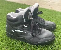 VINTAGE NEW LIMITED EDITION 1991 LA Gear Regulator Pump's Black & Silver Size 10
