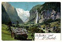 CPA Suisse Mittelland Oberland Lauterbrunnen
