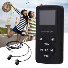 Portable Mini Pocket DAB/DAB+ FM Radio Receiver Wireless Digital Stereo Earphone