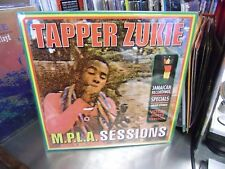 Tapper Zukie M.P.L.A. Sessions LP NEW GREEN Colored 180g vinyl