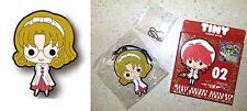 Magic Knight Rayearth Tiny Rubber Strap 02 Fuu Hououji Fragments Clamp Licensed