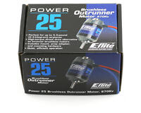 Eflite Power 25 Electric Brushless Outrunner RC Airplane Motor 870kv EFLM4025A