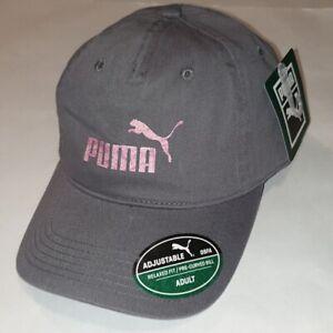 PUMA Men`s Women`s Baseball Hat BIG Logo Baseball Cap