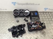 Astra J VXR GTC A20NFT ECU Set Speedo, Fuse box, Keys