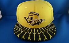 LIMITED EDITION Yellow Puddles Nike Oregon Ducks Project Fresh Snapback Hat