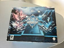 The Eye of Judgment Bundle Pack Playstation Eye & Stand Included for PS3 R2 #PAL
