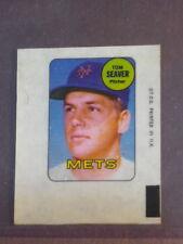 1969 Topps Decals Tom Seaver - Mets EX/MT