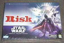 Risk : Star Wars : Original Trilogy Edition {NEW-SEALED-SHRINK} OOP RARE