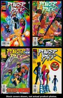 Power Pack (Vol. 2) 1 2 3 4 Marvel 2000 Complete Set Run Lot 1-4 VF/NM
