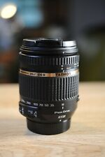 Tamron AF 18-270mm f/3.5-6.3 DI II VC PZD Lens for Nikon NEW!