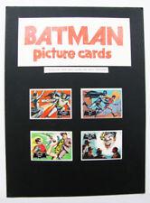 Topps Batman Black Bat 1966 г.