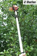 Darlac Telescopic Fruit Grabber Pole Apple Pear Picker Long Reach
