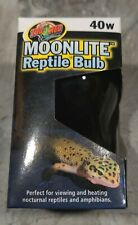New listing Zoo Med Moonlite Reptile Bulb - 40 w