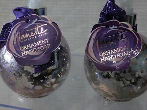NANETTE LEPORE ORNAMENTAL HAND SOAP IN DECORATIVE BOTTLE
