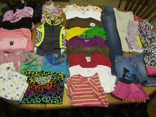 Girls SZ 7-8 Summer Spring COLORFUL 28 PC Lot TOPS SHORTS SWIMSUIT HIGH QUALITY
