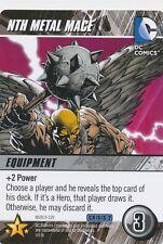 NTH METAL MACE DC Comics Deck Building Game card CRISIS 2 HAWKMAN
