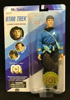 "Mego Star Trek MR. SPOCK 8"" Figure Target Exclusive New Limited 2018"