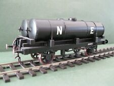 KIT BUILT NBR/LNER TWIN TANK GAS WAGON - O GAUGE - NEW