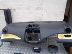 2013 CHEVROLET SPARK Airbag Kit  Drivers & Passenger Dash Airbags & ECU Module