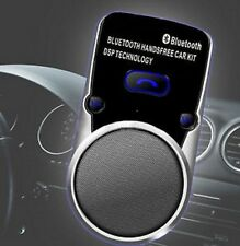 A Brand New Car Kit Solar Powered Bluetooth Handsfree Speaker for Cell Phones