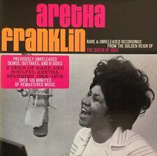 ARETHA FRANKIN Rare & Unleashed Recordings 2CD Set. Brand New & Sealed