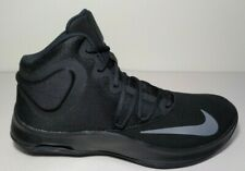 Nike Size 10.5 AIR VERSITILE IV NBK Black Basketball Sneakers New Men's Shoes