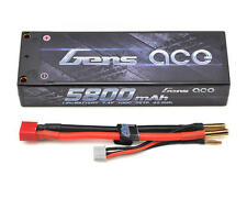 Gens Ace HIGH POWER   2S 5800 100C/200C Lipo Battery scte sc10 venom Orion hpi
