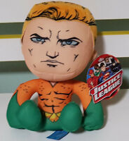 DC COMICS JUSTICE LEAGUE AQUAMAN CHARACTER TOY! APPROX 18CM PLUSH TOY! SOFT TOY!