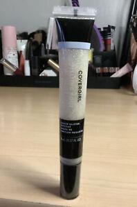 Covergirl Lip gloss Melting Pout Liquid Glitter Topcoat 400 Golden Girl 8 ml New